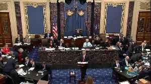 Latest On President Trump's Impeachment Trial [Video]