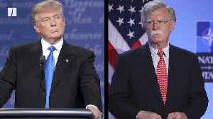 Trump's Love / Hate Relationship With John Bolton [Video]
