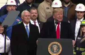 News video: Trump signs USMCA, 'ending NAFTA nightmare'