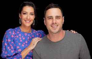 "Ben Higgins & Becca Kufrin Chat About ""The Bachelor Live On Stage"" Tour [Video]"