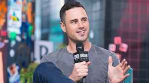"Ben Higgins & Becca Kufrin Comment On Peter Weber & The Current Season Of ""The Bachelor"" [Video]"