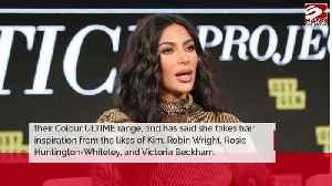 Olivia Culpo: Kim Kardashian West is my hair icon [Video]