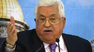 Abbas To Speak To UN Security Council About US - Middle East Peace Plan [Video]