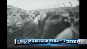 Auschwitz 75 years later [Video]