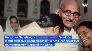 This Day in History: Gandhi Is Assassinated [Video]