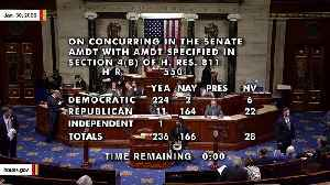 House Passes Measure To Repeal 2002 Authorization For Use Of Military Force In Iraq [Video]