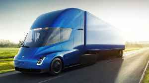 Tesla To Launch 'Limited Volumes' Of Semi Electric Truck [Video]