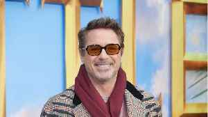 Why Did Downey Make 'Dolittle'? [Video]