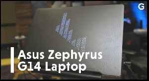 CES 2020: Asus Put 1,215 LEDs Into the Zephyrus G14's Lid | Gizmodo [Video]