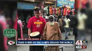 Chiefs Kingdom goes global for Super Bowl LIV [Video]