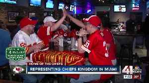 News video: Small but mighty: Meet the Miami Chapter of Arrowhead South