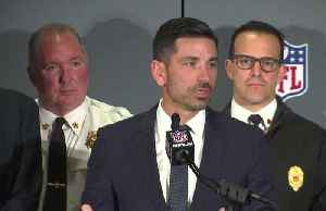 Security officials see no credible threats ahead of Super Bowl, Miami screening for coronavirus [Video]
