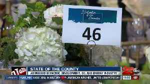 State of the County addresses economic development, oil and energy industry [Video]