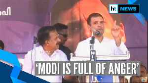 'Narendra Modi and Godse believe in the same ideology': Rahul Gandhi in Wayanad [Video]