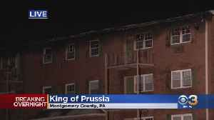 15 Injured, Including Police Officers Following Massive Apartment Building Fire In King Of Prussia [Video]