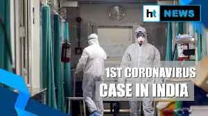 India confirms 1st coronavirus case from Kerala, patient under isolation ward [Video]