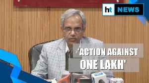 News video: Action against 1 lakh since Delhi polls announcement: Chief Electoral Officer