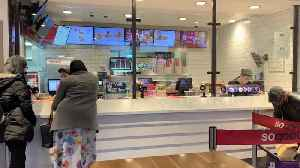 UK KFC branch installs bulletproof glass shield to protect staff from violent customers [Video]