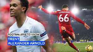 Trent Alexander-Arnold is a true English champion [Video]