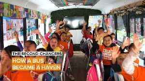 The Second Chancers: How a magical school bus saves migrant students [Video]