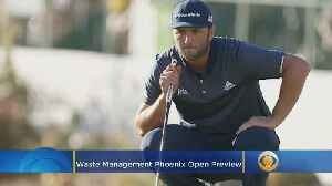 Waste Management Phoenix Open Preview [Video]