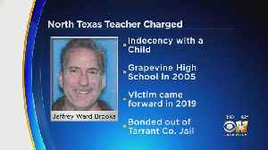 Elementary School Music Teacher Charged With Indecency With A Child [Video]