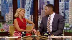 Michael Strahan On Tensions With Kelly Ripa [Video]