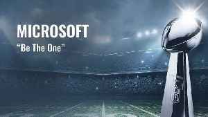 Super Bowl Commercial Preview: Microsoft's 'Be The One' [Video]