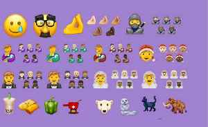 News video: Introducing 2020's New Inclusive Emojis