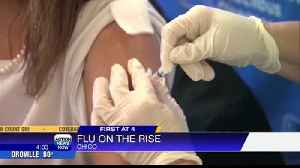 Flu activity increases in Butte County [Video]
