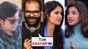 SHOCKING | Bollywood Celebs With FLIGHT CONTROVERSY | Kunal Kamra, Katrina Kaif, Priyanka Chopra [Video]