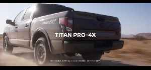 New 2020 Nissan TITAN reveal [Video]