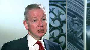 "Gove on coronavirus: ""We are ready to keep people safe"" [Video]"