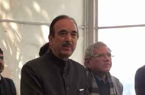 CAA projected as success in Presidential address shameful- Ghulam Nabi Azad [Video]