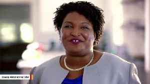 Stacey Abrams Predicts She'll Be President By 2040 [Video]