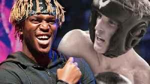 KSI & Logan Paul Throw Punches Before Jake Paul Vs Gib Fight [Video]