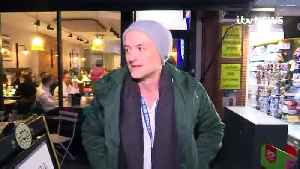 Dominic Cummings' frosty exchange with ITV News reporter [Video]