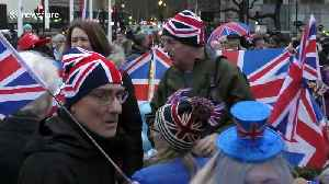 Final countdown on Brexit Day in Westminster [Video]