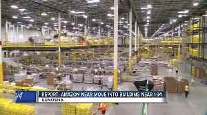Amazon could be adding hundreds of distribution jobs at new Kenosha facility [Video]