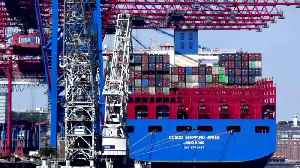 U.S. to lift sanctions on units of China's COSCO - sources [Video]