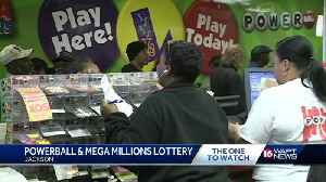 Powerball and Mega Millions Tickets Sold in Mississippi [Video]