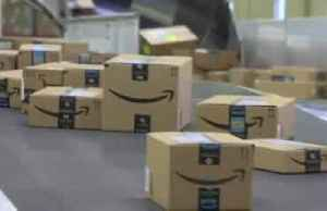 Amazon beats holiday-quarter sales estimates [Video]