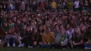 Newport Beach Community Holds Vigil for Alyssa Altobelli, Killed With Her Parents in Helicopter Crash [Video]