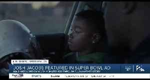 Tulsa native Josh Jacobs featured in Super Bowl ad from Kia [Video]
