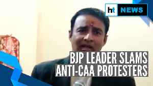 'Likes of Sharjeel Imam should be shot dead publicly': BJP MLA Sangeet Som [Video]