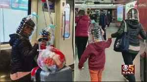 Travelers Take No Chances as Coronavirus Spreads [Video]