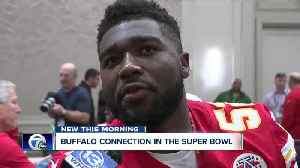There's always a Buffalo connection. Meet the Western New Yorkers playing in Super Bowl LIV [Video]