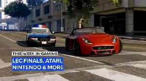 This Week in Gaming: LEC Finals, Atari, Nintendo and more! [Video]