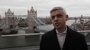 Sadiq Khan 'heartbroken' as Britain's EU membership comes to an end [Video]