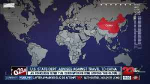 U.S. State Dept. advises against travel to China [Video]